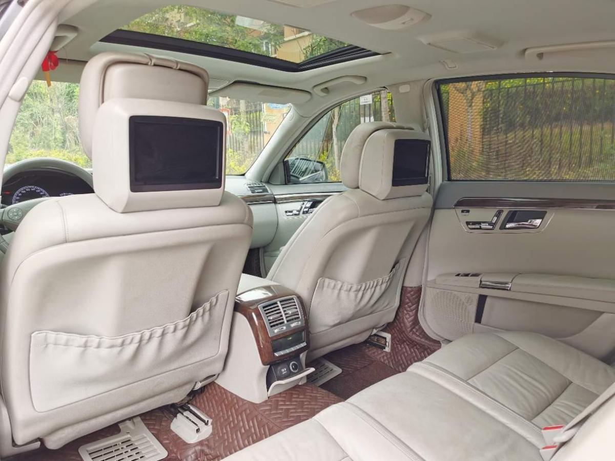 奔驰 奔驰S级  2010款 S 300 L 尊贵型图片
