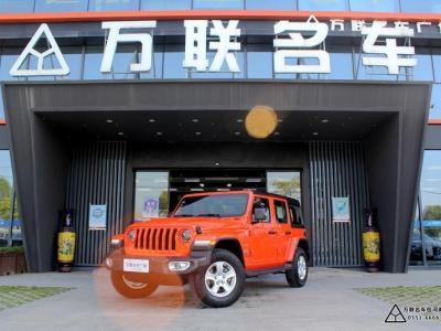 2020年3月 Jeep 牧马人(进口) 2.0T Sahara 四门版图片