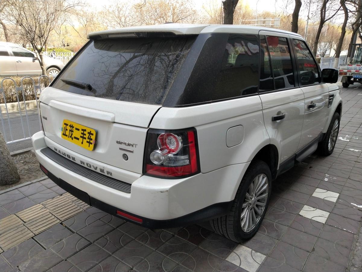 路虎 揽胜运动版  2010款 5.0 V8 NA HSE图片