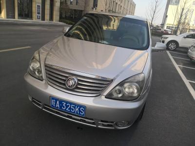 别克 GL8  2008款 陆尊 3.0L GT 精英版