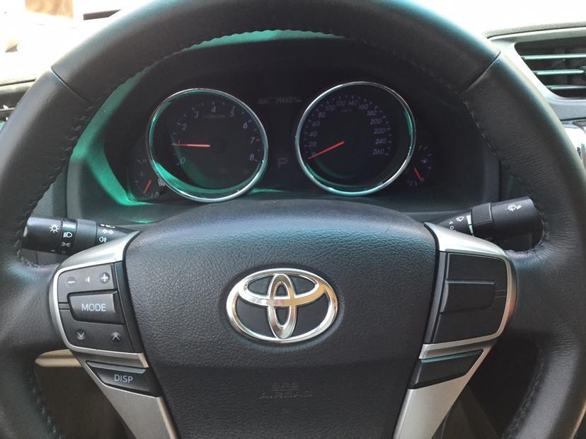 丰田 锐志  2010款 2.5V 风度菁英版图片