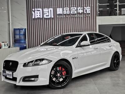 2016年2月 捷豹 XF XF 3.0 SC 80周年典藏R-Sport版图片