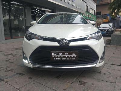 豐田 雷凌  2018款 185T CVT尊貴版 國V