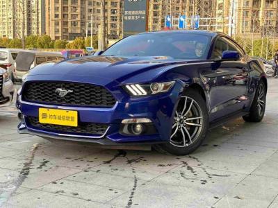2016年3月 福特 Mustang  2.3T 性能版图片