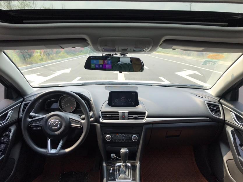 马自达 马自达3 Axela昂克赛拉  2017款 三厢 1.5L 自动豪华型图片
