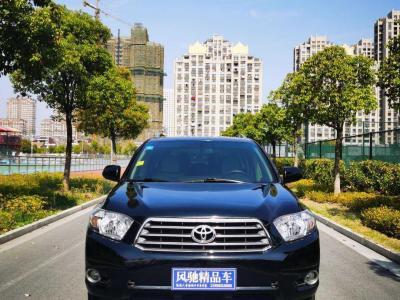 丰田 汉兰达  2012款 2.7L 两驱7座豪华版图片