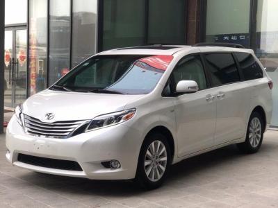 塞纳(进口)3.5L四驱limited