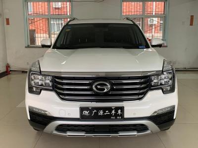廣汽傳祺 GS8  2017款 320T 兩驅豪華智聯版