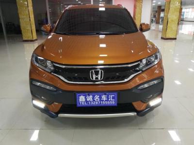 本田 XR-V  1.8 VTi 豪华版图片