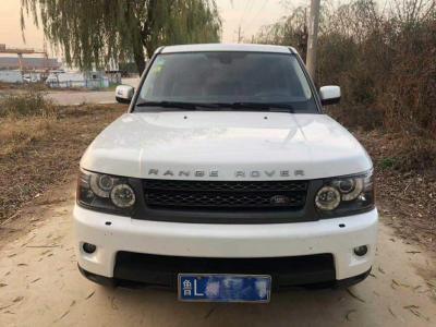 路虎 攬勝運動版  2011款 3.0 TDV6 Sporty 柴油版圖片
