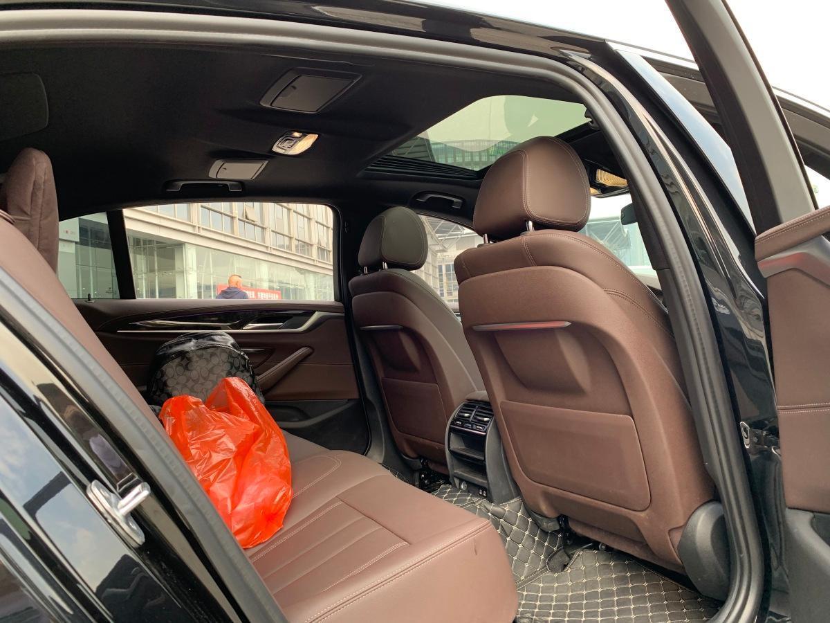 宝马 宝马5系  2020款 525Li M运动套装图片
