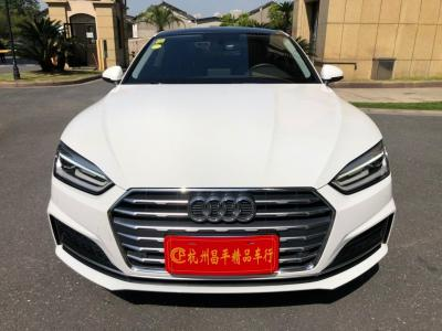 2018年8月 奥迪 奥迪A5(进口) Coupe 40 TFSI 时尚型图片