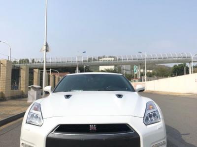 2014年1月 日产 GT-R(进口) 3.8T Premium Edition 黑色内饰图片