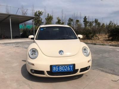 2010年6月 大众 甲壳虫(进口) 2.0 BlackOrange舒适版图片