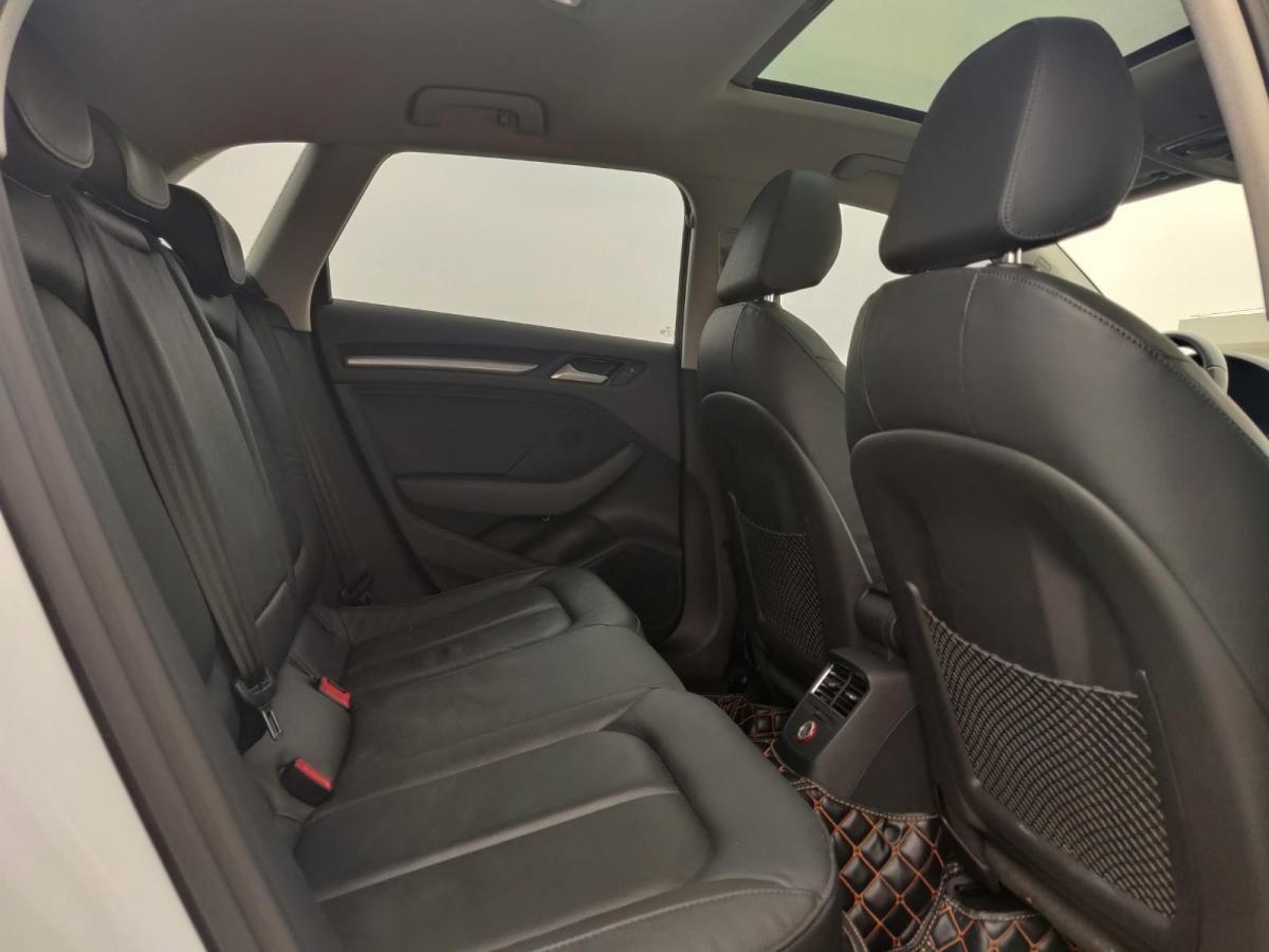 奧迪 奧迪A3  2014款 Sportback 35 TFSI 自動舒適型圖片