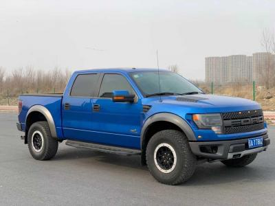 2015年6月 福特 F-150(進口) 6.2L SVT Raptor SuperCab圖片