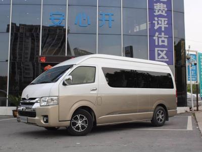 丰田 HIACE(进口) 2.7L自动标准版13座图片