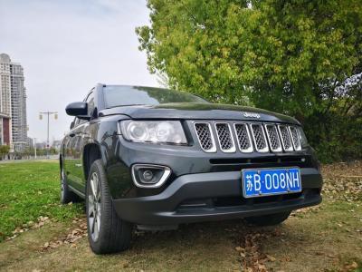 2014年11月 Jeep 指南者  改款 2.4L 四驅豪華版圖片