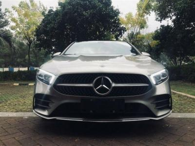 2019年1月 奔驰 奔驰A级 A 200 L 运动轿车图片