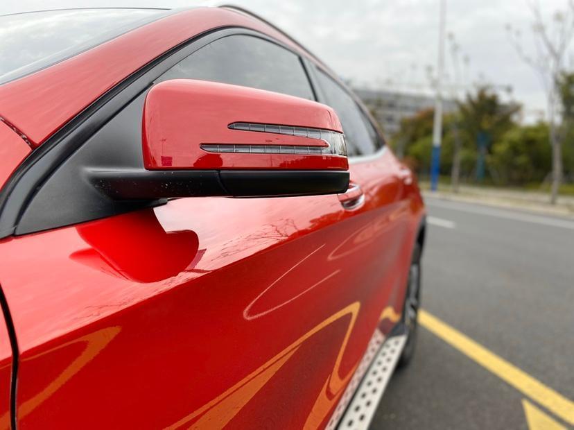 奔驰 奔驰GLA  2016款 GLA 200 时尚型图片