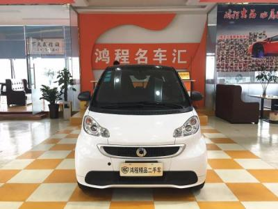 Smart Fortwo  Coupe 1.0 MHD 舒适版图片