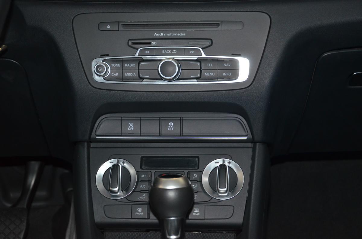 奥迪 奥迪Q3  2015款 30 TFSI 舒适型图片