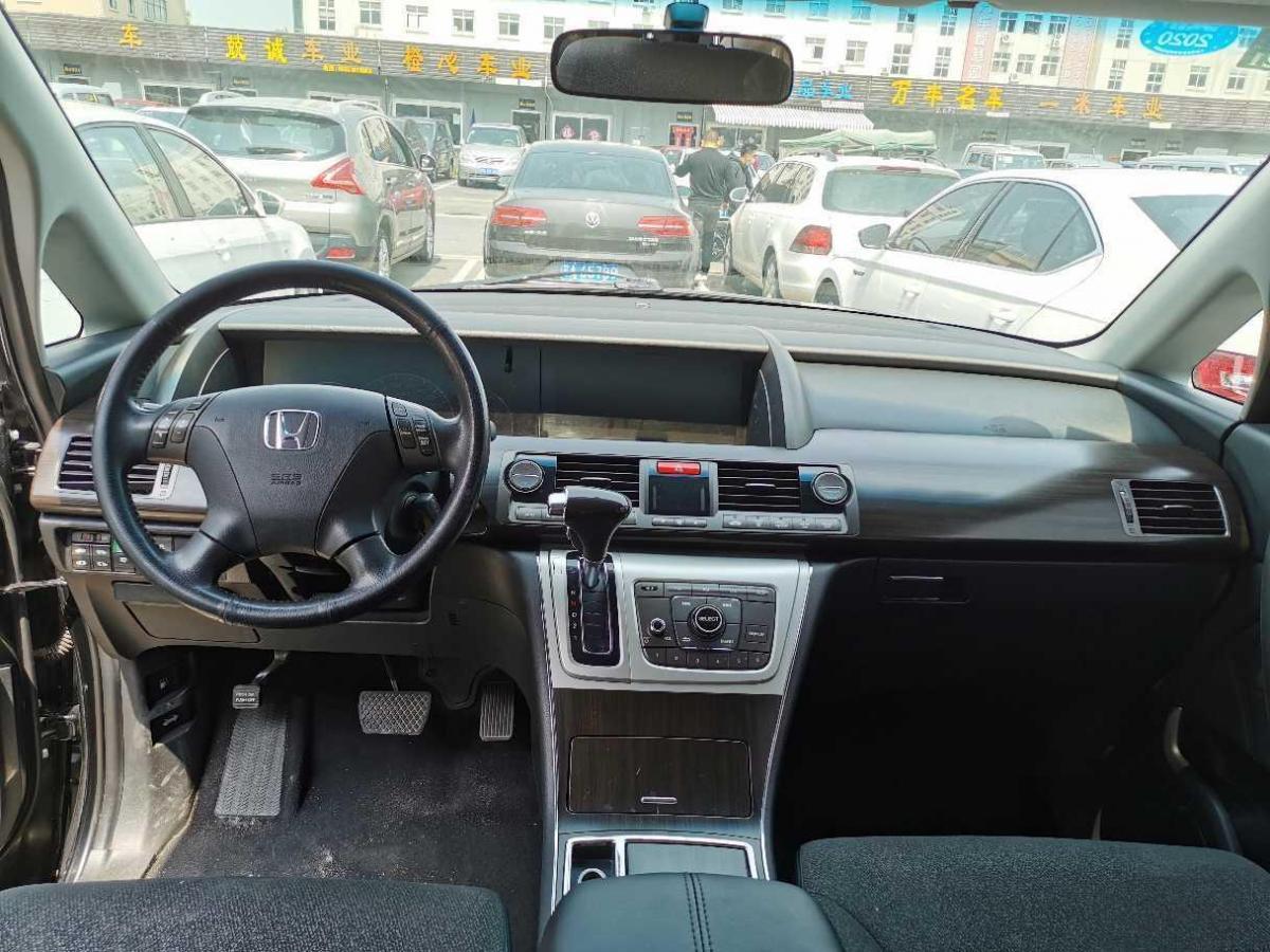 本田 艾力绅  2015款 2.4L VTi舒适版图片