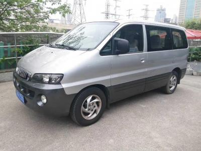 江淮 瑞風  2011款 2.0L一家親 汽油豪華版HFC4GA3