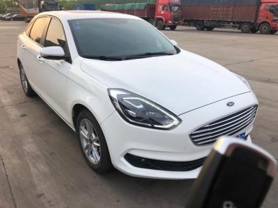 福特 福睿斯  2019款  改款 1.5L 自动悦享型 国VI