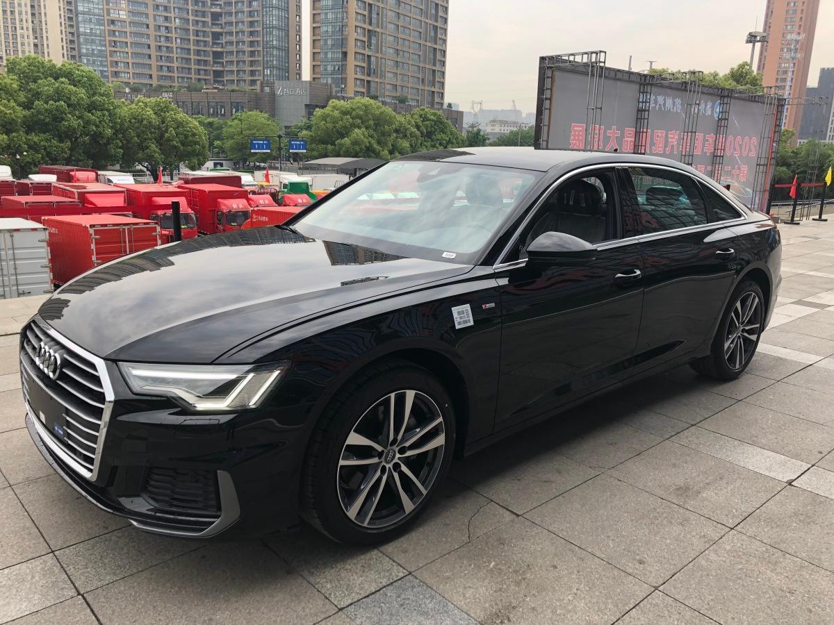 奥迪 奥迪A6L  2019款 40 TFSI 豪华动感型图片