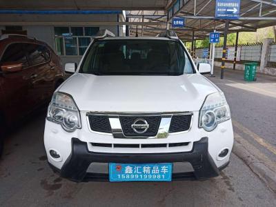 日產 奇駿  2012款 2.5L CVT至尊版 4WD