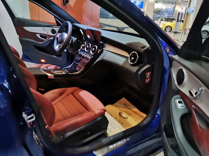 奔驰 奔驰C级  2020款 C 260 运动版图片