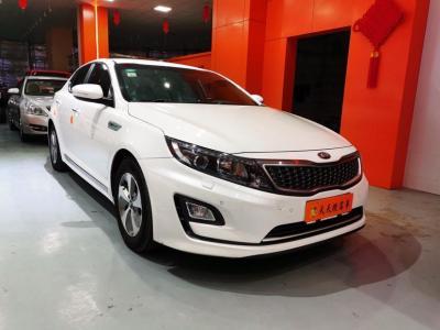 起亚 K5(进口) 2.0L Hybrid 豪华版图片