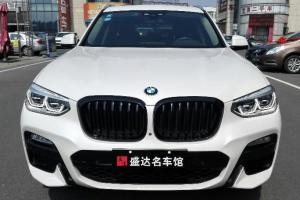 2019年4月 宝马 宝马X3  xDrive30i 尊享型 M运动套装 国V图片