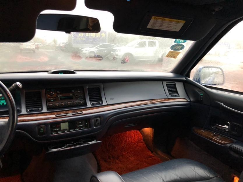 林肯 城市  2004款 4.6 加长礼宾车图片