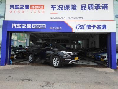 2018年10月 广汽传祺 GS8  320T 两驱尊贵版图片