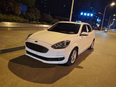 福特 福睿斯  2019款 1.5L 自動悅享型