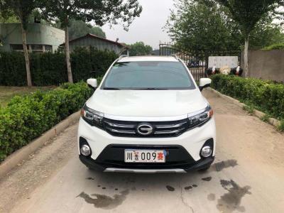 广汽传祺 GS3  2017款 150N 自动精英版图片
