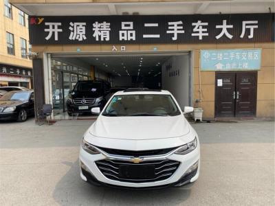 2019年2月 雪佛兰 迈锐宝XL 535T CVT锐联版图片