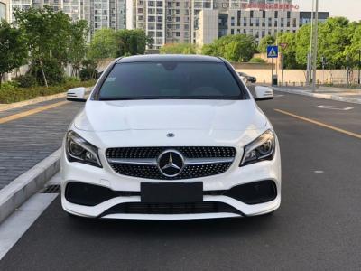 2018年6月 奔驰 奔驰CLA级  CLA 200 时尚型图片