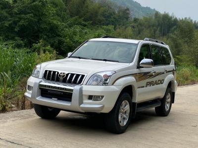2007年6月 丰田 普拉多 4.0L 自动VX NAVI版图片