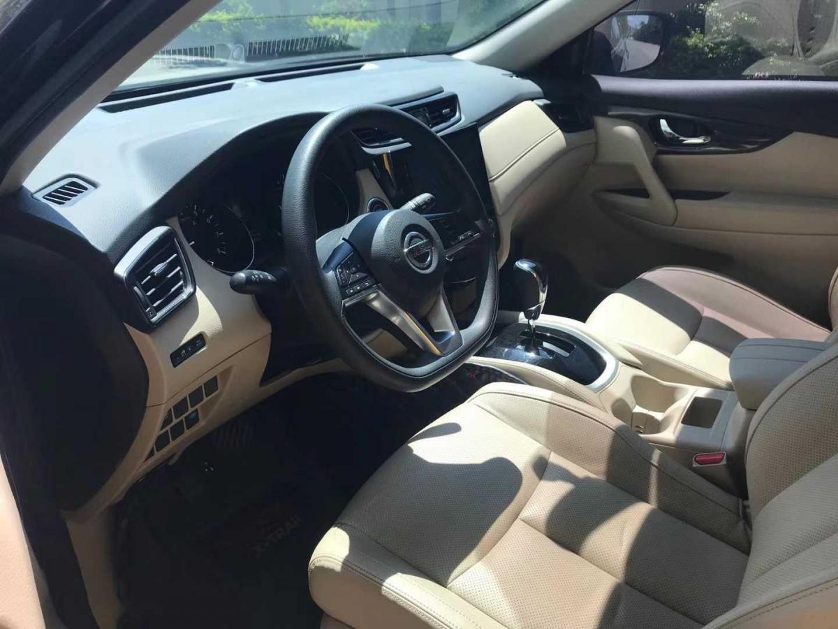 日产 奇骏  2020款 2.0L CVT智联尊享版 2WD图片