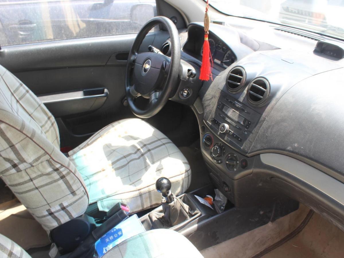雪佛兰 乐风  2007款 1.4 SL MT图片