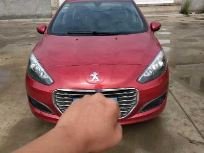 标致 308  2012款 1.6L 手动优尚型