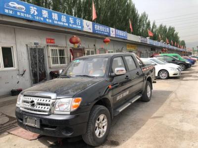 中興 威虎  2018款 2.8T柴油國V兩驅豪華型大雙CA4D28C5-1B圖片
