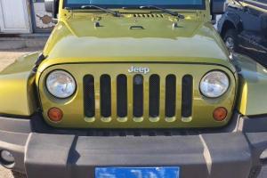 2009年9月 Jeep 牧马人  3.8L Rubicon 四门版图片