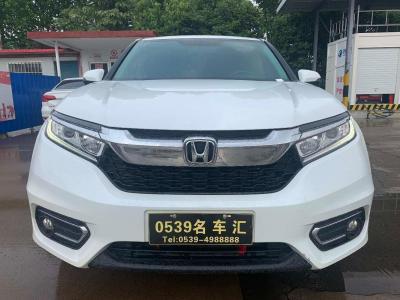 本田 冠道  2017款 240TURBO 兩驅豪華版