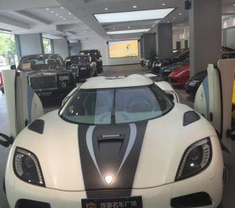 科尼赛克图片 Agera 5.0T R
