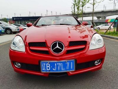 2011年1月 奔驰 奔驰SLK级(进口) SLK 200 时尚型图片