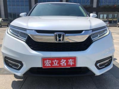 2018年8月 本田 冠道 240TURBO 两驱尊享版图片